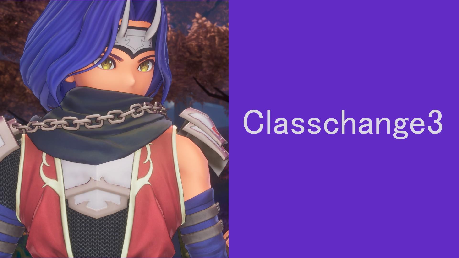 聖剣伝説3リメイク版 クラスチェンジ Class3ホークアイ編 闇分岐